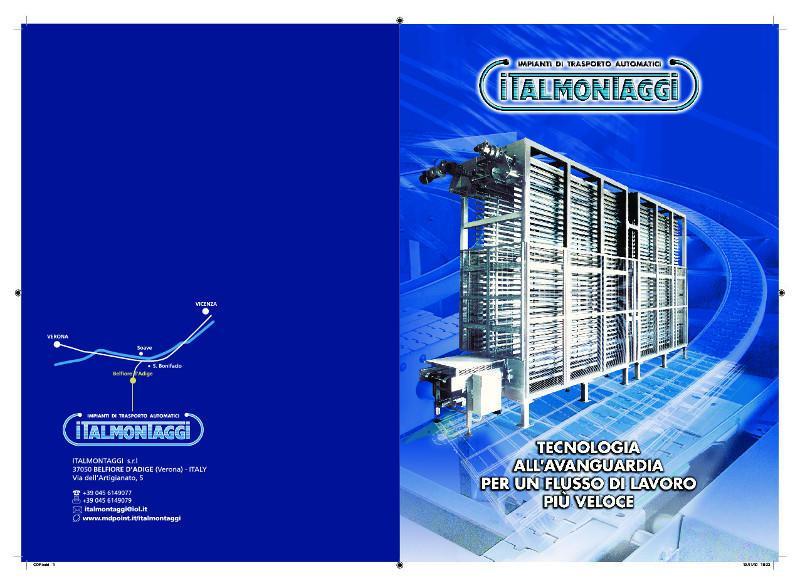 News download catalogo pdf con tutti gli impianti for Catalogo pdf