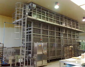Cooling cell